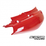 Right Side Cover Yamaha Bws/Zuma 02-11 Red