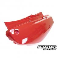 Left Side Cover Yamaha Bws/Zuma 02-11 Red