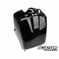 Rear Battery Box Cover Black (Honda Ruckus)