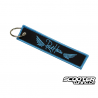 Keyring Ruckhouse Black / Blue
