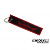 Keyring Ruckhouse Black / Red