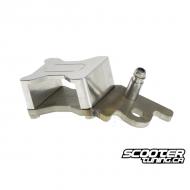 Stainless Steel Swing Arm Kickstand Mount Compisimo Honda Grom