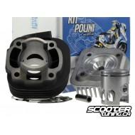 Cylinder kit Polini SPORT 50cc