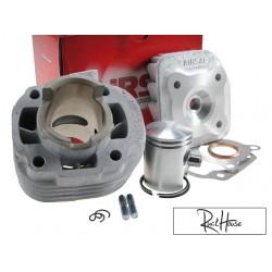 Cylinder kit Airsal Alu-Sport 50cc 10mm Minarelli Horizontal