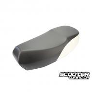 Complete Seat Black/White Yamaha Bws'r-Prebug 50