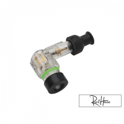 Spark-plug connector Replay Transparent (Removable Tip)