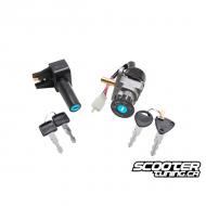 key Ignition Switch Replay (Pre-bug Zuma)