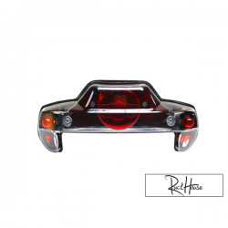 Tail light Replay Lexus Black Style Bws'r-Zuma 88-01