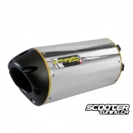 Exhaust Two Brothers Racing Aluminium 10'' GY6 125-180cc