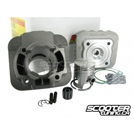 cylinder kit malossi sport 50cc distribution scootertuning. Black Bedroom Furniture Sets. Home Design Ideas