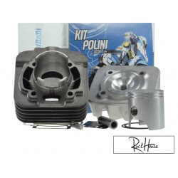 Cylinder kit Polini SPORT 70cc Piaggio