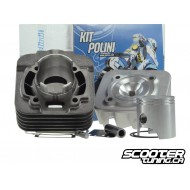 Cylinder kit Polini SPORT 70cc
