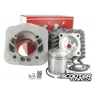 Cylinder kit Airsal Alu-Sport 70cc