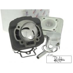 Cylinder kit DR Evolution 70cc Piaggio