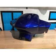 Handlebar Cover Yamaha Bws/Zuma 02-11 Blue - BROKEN TAB