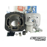 Cylinder kit Polini CORSA 70cc