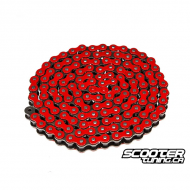 Chain Voca Racing 420 Reinforced 136 link Red