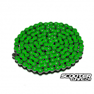 Chain Voca Racing 420 Reinforced 136 link Green