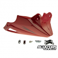 Under Cowl Red Honda Grom