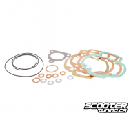 Gasket set Polini Big Evolution 70/84/94cc Piaggio LC
