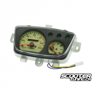 Replacement Speedometer 0-140 Km/h Bws/Zuma 2002-2001