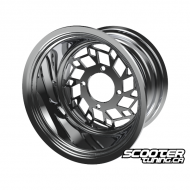 Rear Fatty Wheel SnowFlake 1pc 12x6 4+2 (4/110)