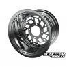 Rear Fatty Wheel SnowFlake 1pc 12x8 3+5 (4x110)