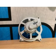 Water pump cover STR8 EXTREM CUT Minarelli WHITE - USED