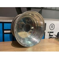 Rear Fatty Wheel DWT 12x6 4x110 - SEE PHOTOS - Damages on lip