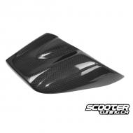 Passenger Seat Cover Carbon (Honda Grom 2014-2016)
