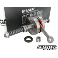 Crankshaft Stage6 R/T MKII 90mm conrod