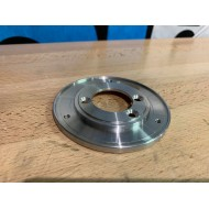 FLANGE FOR FIXING STATOR Ø 58 PIAGGIO - REF 0711171B