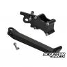 CNC Swing Arm Kickstand TRS Black Honda Grom