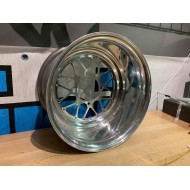 Ruckhouse 12x8 Carter rear wheel - Bolt pattern messed up - 4x110