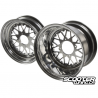 Wheel Set Ruckhouse CCW10 (13x6-12x4)