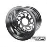 Rear Fatty Wheel Snowflake 12x6 4+2 (4/110)