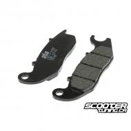 Front Brake Pads SBS 797HF Ceramic (Grom)