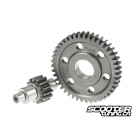 Secondary gear kit Malossi 14/43 Minarelli