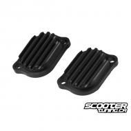 Tappet CNC Cover TRS Black Honda Grom