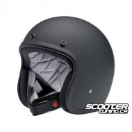 Helmet Bitwell Bonanza Flat Black