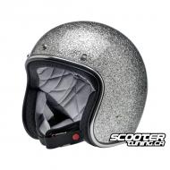 Helmet Bitwell Bonanza Silver