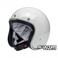 Helmet Bitwell Bonanza Gloss White
