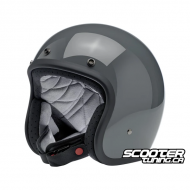 Helmet Bitwell Bonanza Gloss Storm Gray