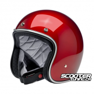 Helmet Bitwell Bonanza Metallic Candy Red