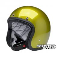 Helmet Bitwell Bonanza Metallic Sea Weed