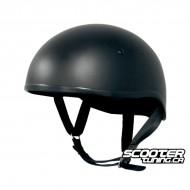 Helmet AFX FX-200 Slick Beanie-Style Flat Black