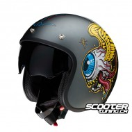 Helmet Z1R Saturn SV Flying Retina