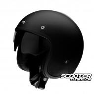 Helmet Z1R Saturn SV Flat Black