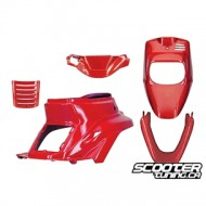 Complete Fairing kit Red Bws'r-Zuma 88-01