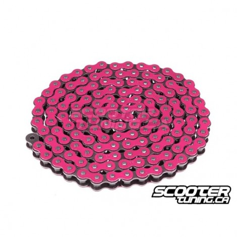 Chain Voca Racing 420 Reinforced 136 link Pink